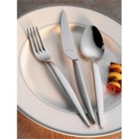 Aryıldız Çeşme 24 Parça Çatal Kaşık Bıçak Yemek Takımı