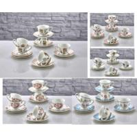 Carat Porselen Çay Seti Neskafe Takımı KH02