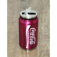 Kitchen Love Metal Cola Kutusu Pipetli Su Kabı