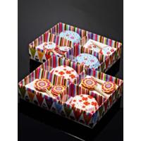 Kitchen Love 40 Adet Kağıt Kürdanlı Kek Kalıbı