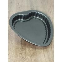 Kitchen Love Metal Yapışmaz Kalp Şeklinde Kek Kalıbı