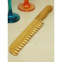 Kitchen Love Bambu Tırtıklı Ekmek Bıçak