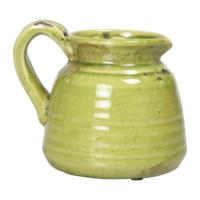 Yeşil Seramik Sürahi