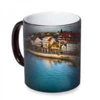 Fotografyabaskı Almanya Sihirli Siyah Kupa Bardak Baskı