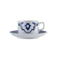 Güral Porselen G Plus Atina Çay Fincanı Ve Tabağı