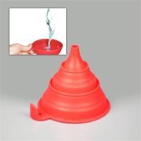 Vip Silicone Folding Funnel Katlanır Huni