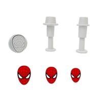 Elitparti Küçük Boy Enjektörlü Şekillendiriciler - Örümcek Adam
