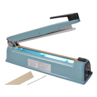 Packtech Poşet Ağzı Kapama Yapıştırma Makinası 30Cm