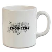 XukX Dizayn Trust Me, I'm An Engineer Kupa - 2