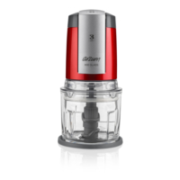 Arzum AR1043 Mio Glass Cam Hazneli Doğrayıcı