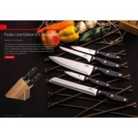 Fissler Sharpline Edition 6'lı Bıçak Seti