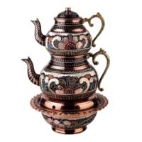 Sonay Bakırcılık Otantik Bakır Çaydanlık Ve Osmanlı Ocağı