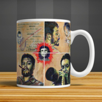 İf Dizayn Che Guevara Baskılı Kupa Bardak