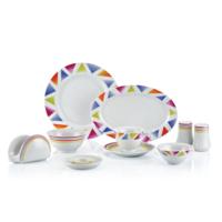 Goldmaster 36 Parça Fine Porselen Kahvaltı Takımı