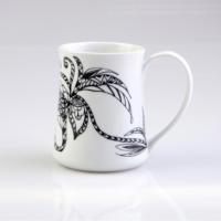 Arte Bianco Afrodit 9118 Desen Mug Bardak