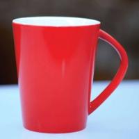 Kütahya Porselen Kırmızı Porselen Kaplama Kupa