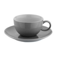 Kütahya Porselen 12 Parça Çay Takımı Gri