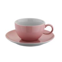 Kütahya Porselen 12 Parça Çay Takımı Somon