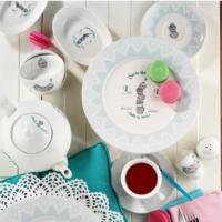 Kütahya Porselen 33 Parça 8364 Desen Kahvaltı Takımı