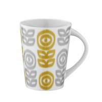 Kütahya Porselen 9129 Desen Mug Bardak