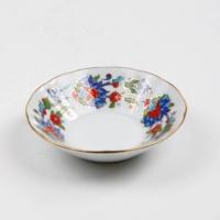 Kütahya Porselen Acem El Yapımı Çay Tabağı 458 Desen