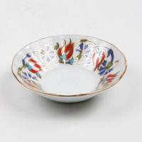 Kütahya Porselen Acem El Yapımı Çay Tabağı 460 Desen