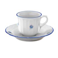Kütahya Porselen Mina Mavi Çay Takımı