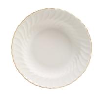 Kütahya Porselen Selyum Fileli Çukur Tabak