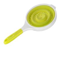 Kütahya Porselen Slikon Süzgeç Yeşil