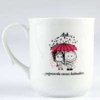 Kütahya Porselen Singing İn The Rain Kupa