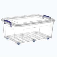 Dünya Clear Box 30157 Tekerleklı 30 Lt