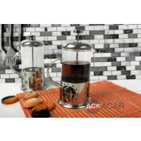 Acar Cam French Press (600Ml)