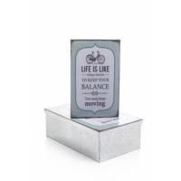 Decotown Balance 2'li Metal Kutu