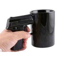 Original Boutique Gun Mug Silah Tasarımlı Kupa