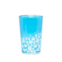 Beymen Home Khmissa Tea Glass Dotty Aqua Mavi Bardak