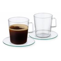 Simax Borosilikat Kahve Fincanı Takımı 4Lu