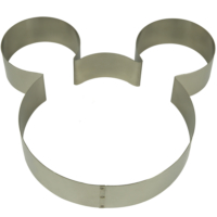 Elitparti Mickey Mouse Pasta Kalıbı
