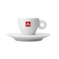 illy Klasik Espresso (60 Cc) Fincan+Tabak