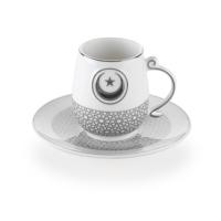 Schafer Ottoman Kahve Fincan Takımı(37137)