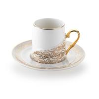 Schafer Ottoman Kahve Fincan Takımı(66412)