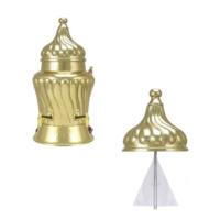 Meşale Salep Kazanı Gold Sahlep Makinası 6 Litre