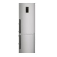 Electrolux EN3454MOX A++ 318 Lt Kombi Tipi NoFrost Buzdolabı