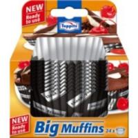 Toppits Big Muffin Kek Kalıbı