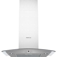 Profilo Dvx6E650 Oval Camlı Inox-Çelik Davlumbaz 60Cm