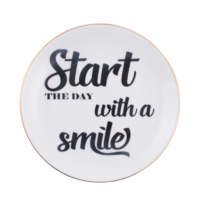 Gavia Motto Tabak - Start The Day With A Smile
