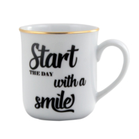 Start the day with a smile - Kupa