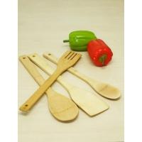 Kitchen Love Bambu 4Lü Kaşık