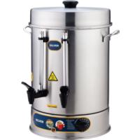 Sılver 350 Bardak 34 L Çay Makinası - Plastik Musluklu
