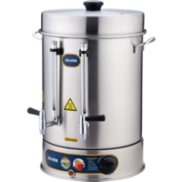 Sılver 250 Bardak 23 L Çay Makinası - Metal Musluklu