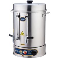 Sılver 350 Bardak 34 L Çay Makinası - Metal Musluklu
